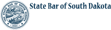 Logo Recognizing Northern Plains Justice, LLP's affiliation with State Bar of South Dakota